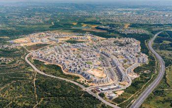 חריש עיר בבניה